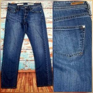 """Anthro pilcro hyphen jeans sz 28 / 28"""" inseam"""